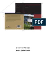 Persistent Poverty in the Netherlands; social capital, informal economy and neighborhood-effects