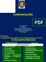 COMUNICACIÓN Unidad I Introducción