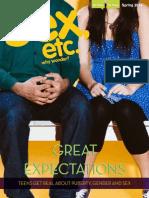 Sex, Etc. Magazine Spring 2014 Preview
