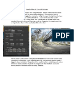 How to Setup A2 Poster in InDesign