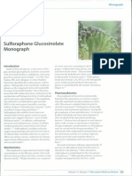 Sulforaphane Glucosinolate
