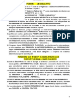 Poder Legislativo Ejecutivo y Judicial Republica Argentina 20 02 14