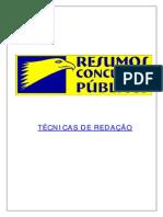 Apostila_Para Concursos-Técnicas de Redação