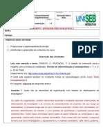 Gabarito - Atividade Não Avaliativa 2 - Módulo 3.1 - Comportamento Organizacional - Gabarito - Atividade Não Avaliativa 2 - Módulo 3