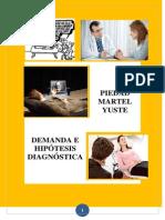 Demanda e Hipótesis Diagnóstica