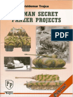 German Secret Panzer Projects