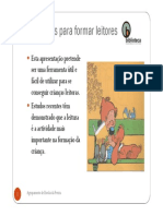 Microsoft PowerPoint - Conselhos Para Formar Leitores