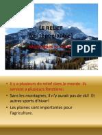 RELIEF(fr)