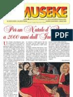 Museke N. 14 - Natale 2000