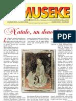 Museke N. 16 - Natale 2001