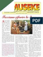 Museke N. 17 - Ottobre 2002