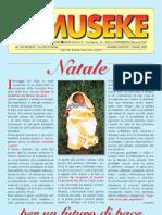 Museke N. 18 - Natale 2002