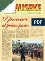 Museke N. 19 - Ottobre 2003