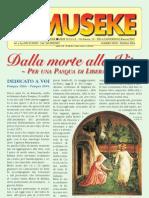 Museke N. 20 - Pasqua 2004