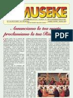 Museke N. 23 - Pasqua 2005