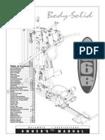 Manual G6B