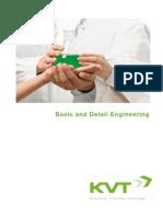 Basic design detail Engineering