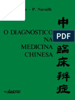 O Diagnóstico Da Medicina Tradicional Chinesa