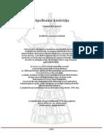 Apollonius Históriája