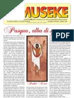 Museke N. 5 - Aprile 1996