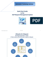 AUP RequestManagementSystem QuickStartGuide 0