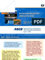 Aviation Industry 2009_Outlook