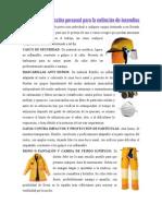Equipos Para La Extinción De Incendios.doc