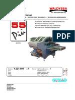 Y221003-00r00GB Istruzioni Tecniche