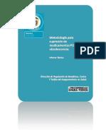 Informe Técnico Para Posible Supresión de Medicamentos POS Por Obsolescencia