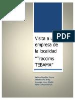 Traccims Tebama s Apl
