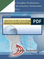 Aplicacion de SIG y de La Percepcion Remota a Estudios Territoriales