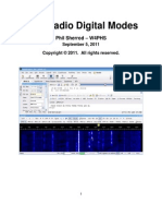 Ham Radio Digital Modes