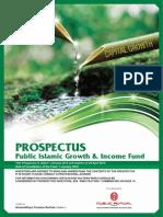 PISGIF Prospectus - Sec