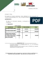 Cotizacion Mixto Listo- Sr. Walter Perez- Quetzaltenango 25-06-2013 (1)(1)