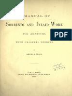 Manual of Sorrento & Inlaid Work