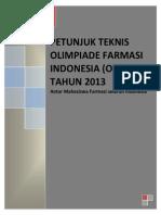 Petunjuk Teknis OFI v Tahun 2013-Edited