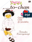 Novel Totto Chan
