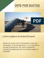 Exposicion Transporte Por Ductos