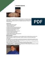 Hambúrguer de Costela Gaúcha - Chef Pequeno