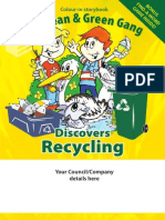 Kids Educational Books RECYCLING 030608