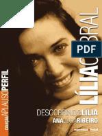 Coleção Aplauso - Perfil de Lilia Cabral