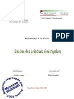 Rapport de Stage-CRI