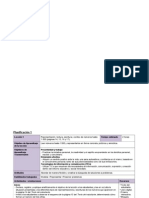 Planificación MATEMATICA3
