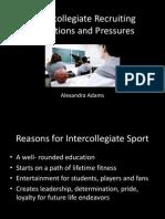 issues presentation