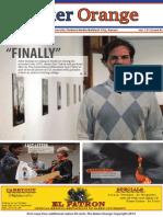 The Baker Orange 2013-14 issue 8