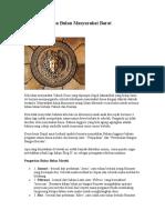 Rahsia Hari dan Bulan Masyarakat Barat -Dajjal Wordpress