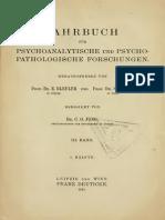 Jahrbuch III a 1911