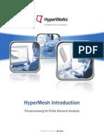HM10 Intro Hyper Mesh ( Altair )