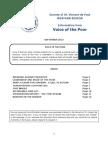 2013-09 - september 2013 voice of the poor newsletter