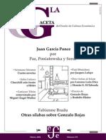 Gaceta Del Fondo, La. 375 [FCE; México; Marzo, 2002]